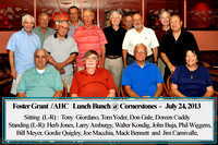 FosterGrant / AHC Luncheon - July 24, 2013